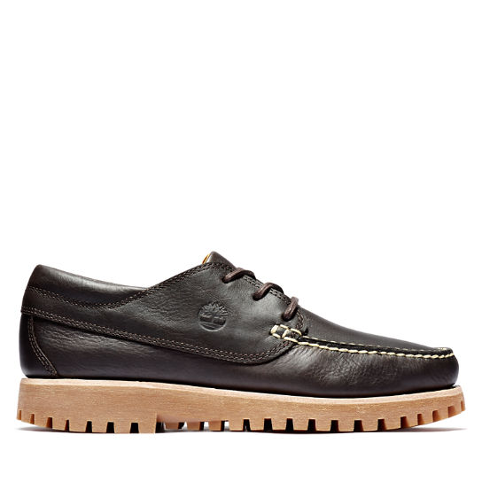 Jackson's Landing Moc-Toe Oxford for Men in Dark Brown | Timberland
