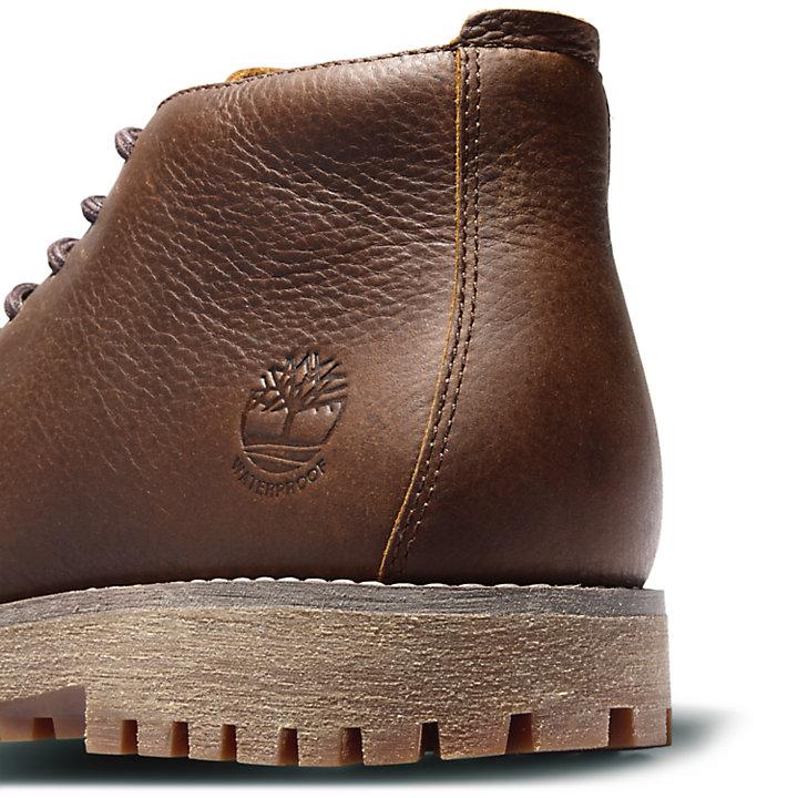 Chukka Jackson's Landing para hombre en marrón-