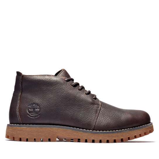 Jackson's Landing Chukka for Men in Dark Brown | Timberland