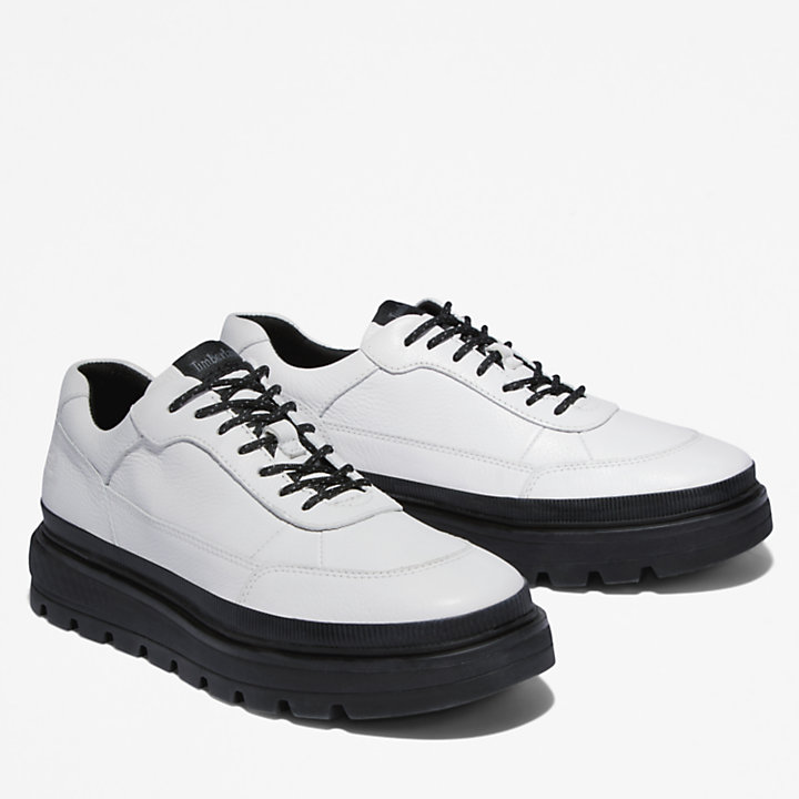 Ray City Oxford Shoe for Women in White-