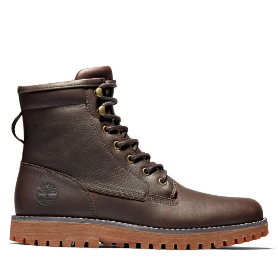 Jackson's Landing Plain-Toe Boot for Men in Dark Brown | Timberland