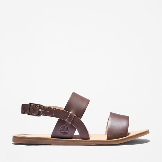 Carolista Slingback Sandal for Women in Dark Brown | Timberland