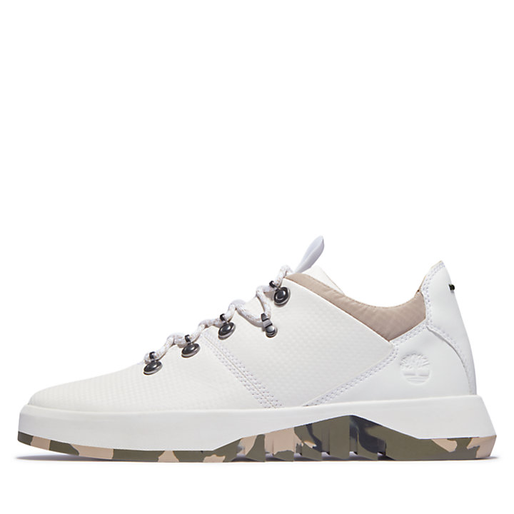 Supaway Trainer for Men in White-