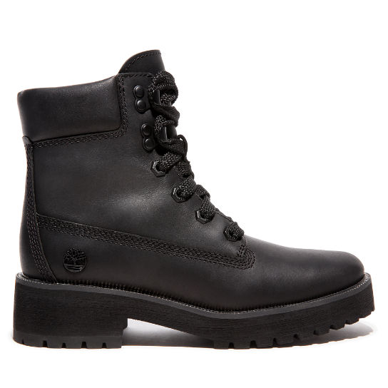 Scarponcino da Donna Carnaby Cool 6 Inch in colore nero | Timberland