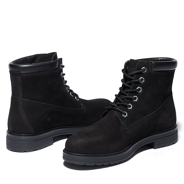 Hannover Hill 6 Inch Boot for Women in Black-
