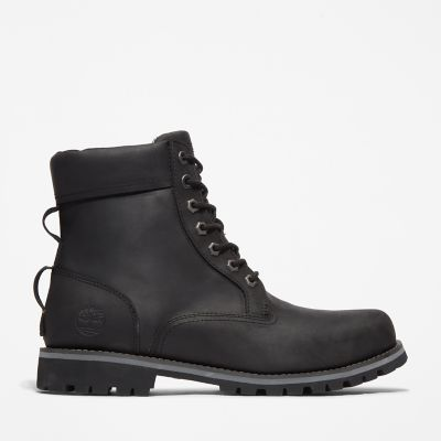 6-inch+Boot+Rugged+Waterproof+II+pour+homme+en+noir