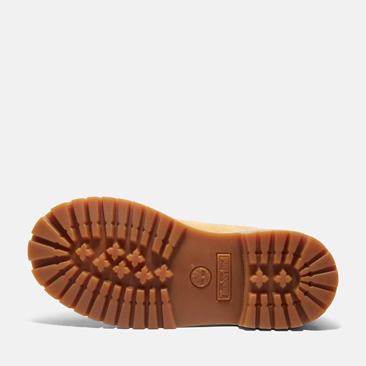Alburn 6-Inch-Stiefel für Kinder in Gelb-