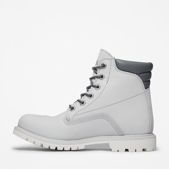 Waterville 6-Inch Stiefel für Damen in Hellgrau-