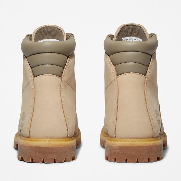 Waterville 6-Inch Boot voor dames in beige-