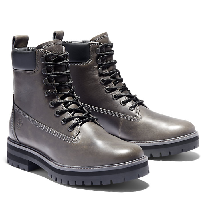 Courma Guy Winter Boot for Men in Grey-