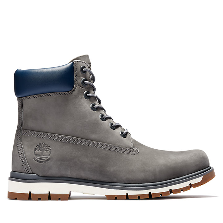 Radford 6 Inch Boot for Men in Grey-