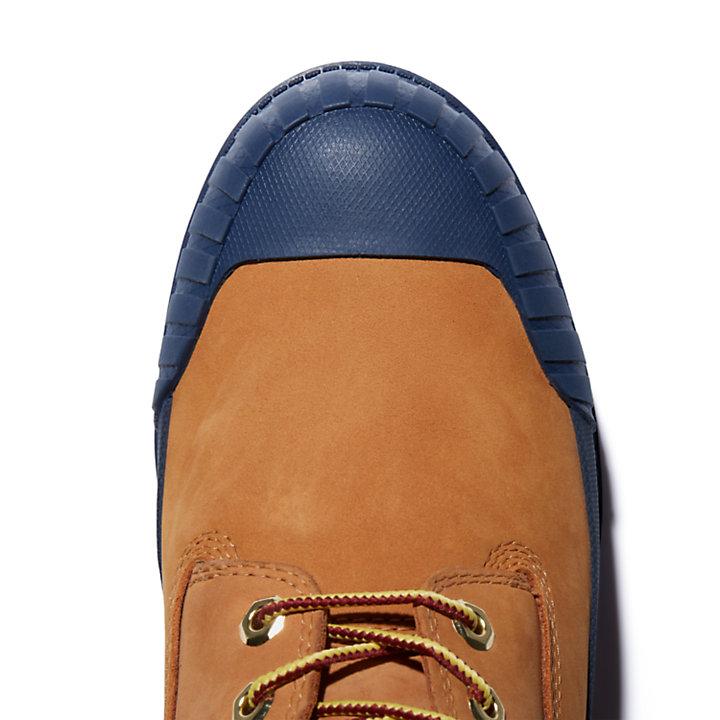 6-Inch Boot Beeline x Timberland® à bout en caoutchouc pour homme en jaune/bleu marine-