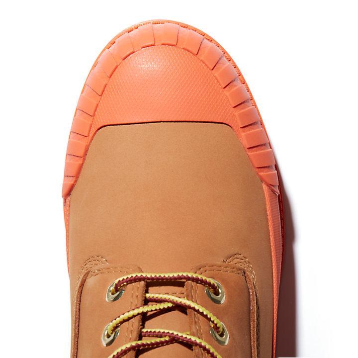 Stivale 6 Inch da Uomo Rubber Toe Beeline x Timberland® in giallo/arancione-