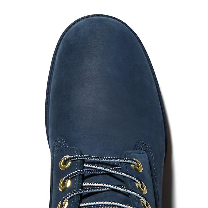 Stivale Invernale da Uomo Timberland® Heritage 6 Inch in blu marino-