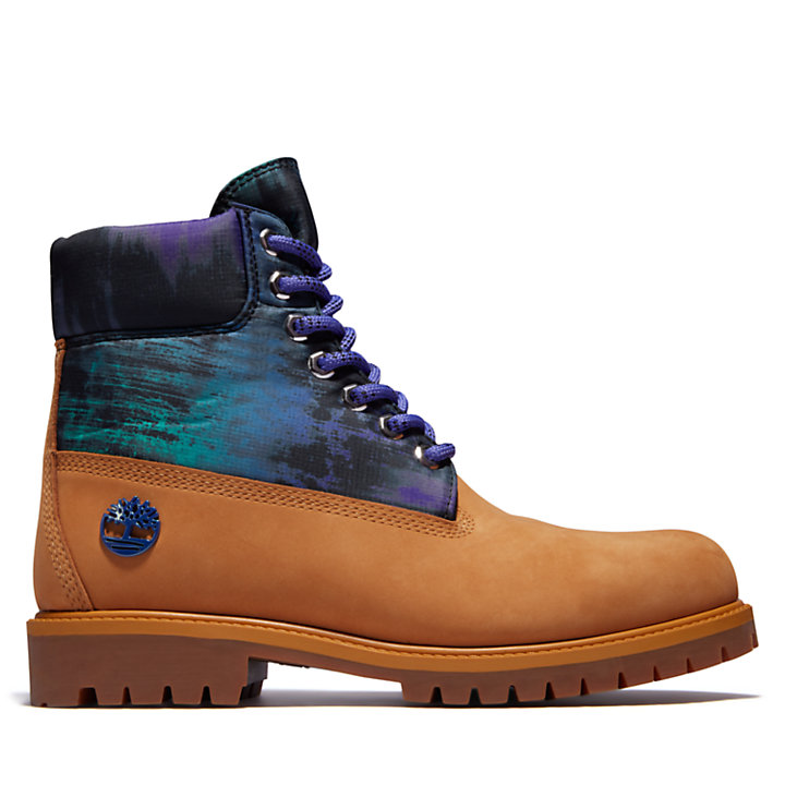 Timberland® Heritage 6 Inch Boot for Men in Yellow-