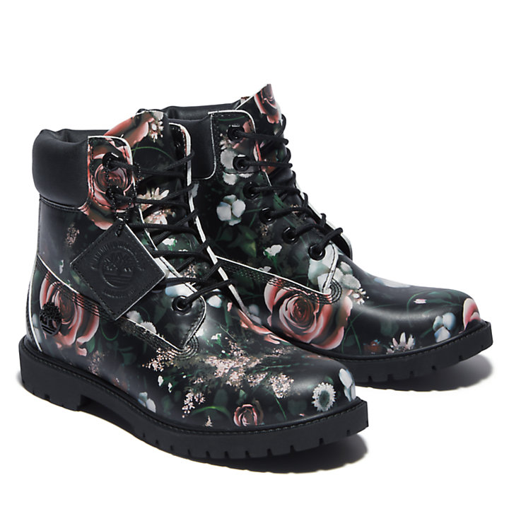 Timberland® Heritage 6 Inch Boot for Women in Floral Print-
