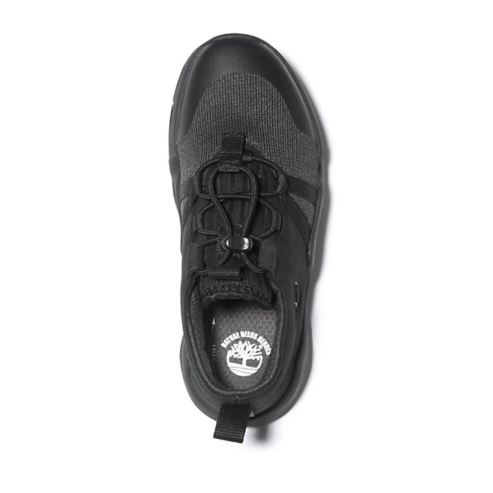 Zapatilla Earth Rally para niño (de 35,5 a 40) en color negro-