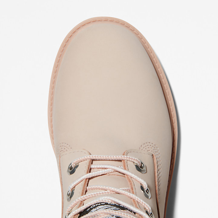 Timberland® Heritage 6 Inch Boot for Women in Light Pink/Camo-