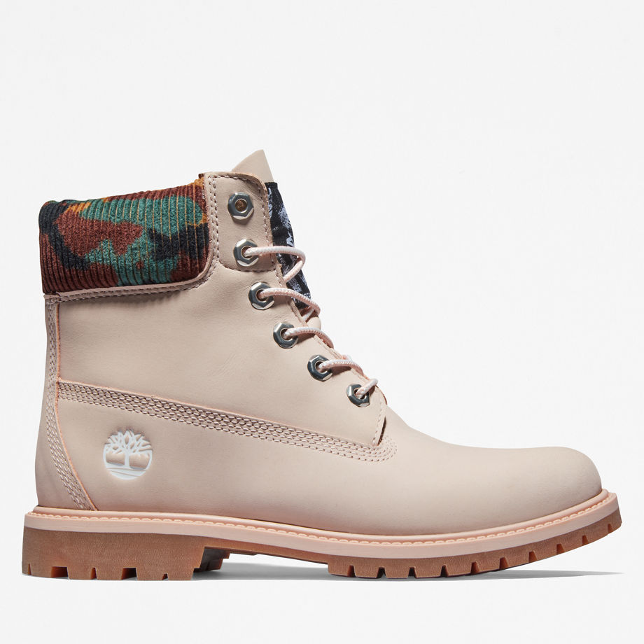 Inch Boot ® Heritage En Clair/camouflage Clair, Taille 37.5 - Timberland - Modalova