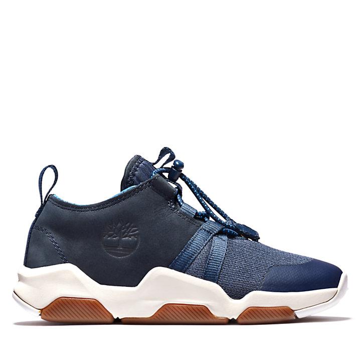 Sneaker da Bambino (dal 35,5 al 40) Earth Rally in blu marino-