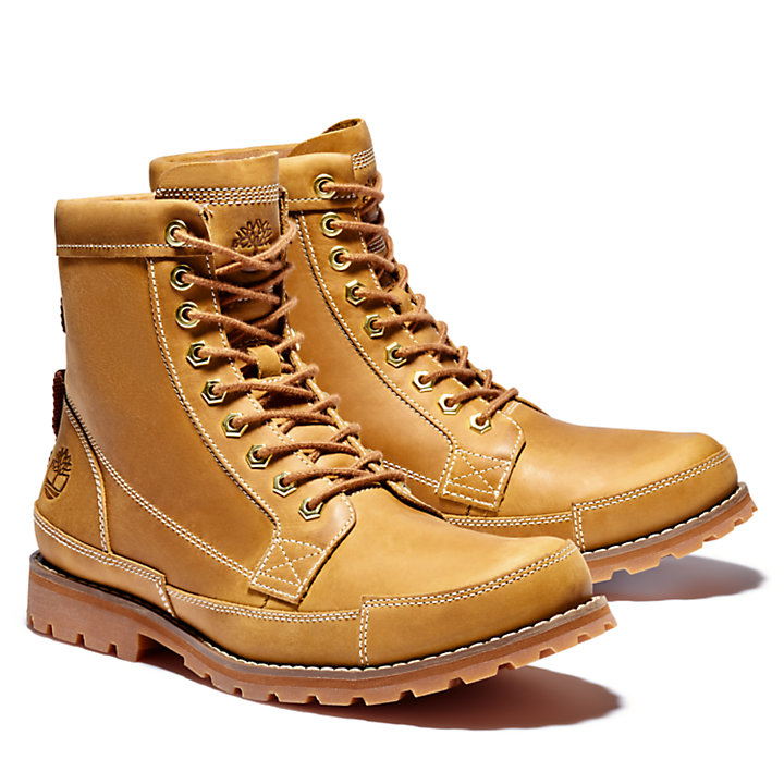 Earthkeepers® Original 6 Inch Boot for Men in Yellow-
