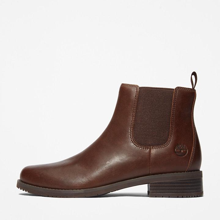 Botas Chelsea Mont Chevalier para Mujer en marrón-