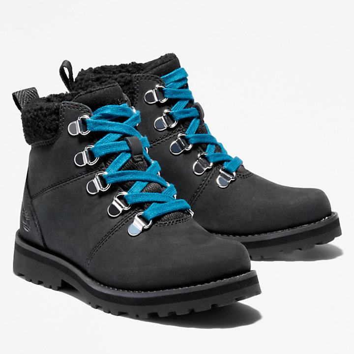 Courma Kid Winter Boot for Junior in Black-