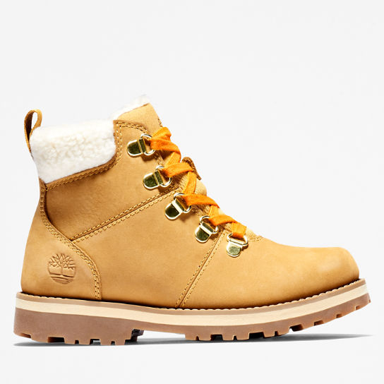 Courma Kid Winter Boot for Junior in Yellow | Timberland