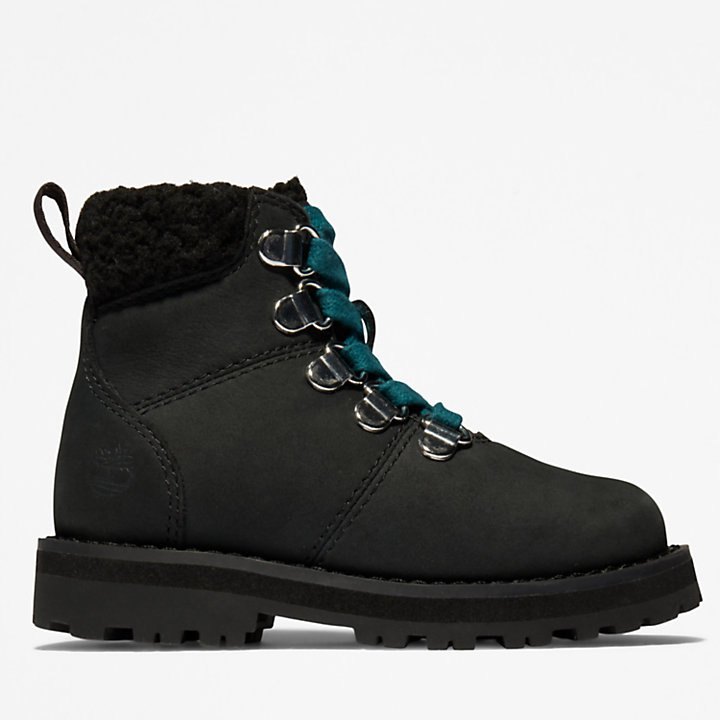 Courma Kid Winter Boot for Toddler in Black-