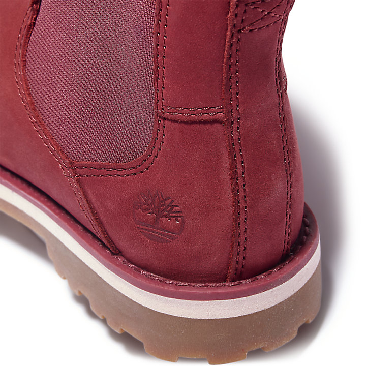 Courma Kid Chelsea Boot for Junior in Pink-
