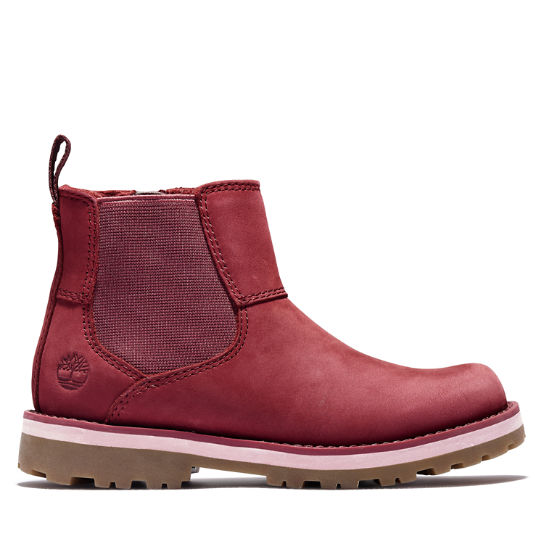 Courma Kid Chelsea Boot for Junior in Pink | Timberland
