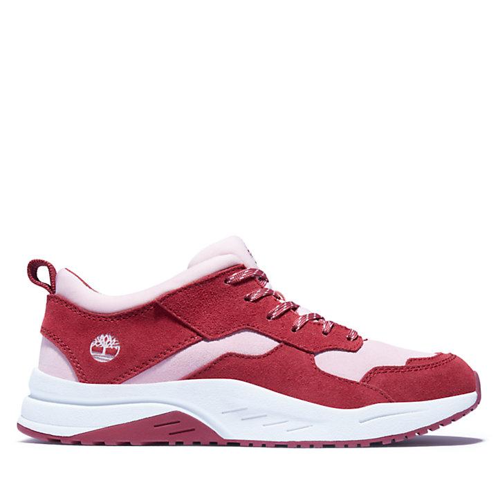 Bramber Sneaker for Junior in Red-