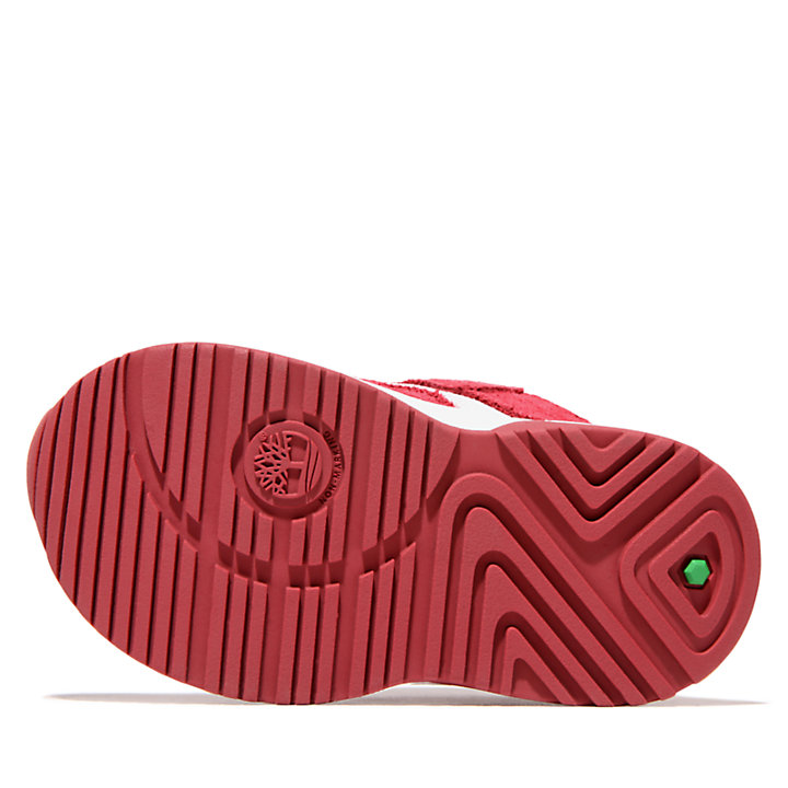 Zapatilla Bramber para Niño (de 20 a 30) en rojo-
