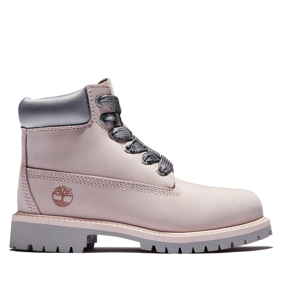 Inch Boot Imperméable ® Premium Pour Enfant En Clair Clair, Taille 33 - Timberland - Modalova