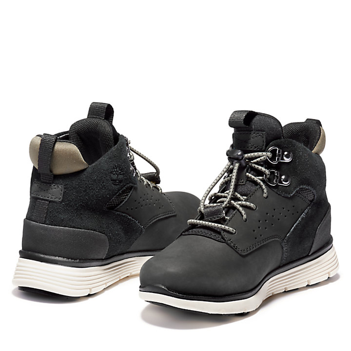 Killington Mid Hiker for Junior in Black-