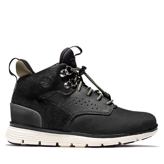 Killington Mid Hiker for Junior in Black | Timberland