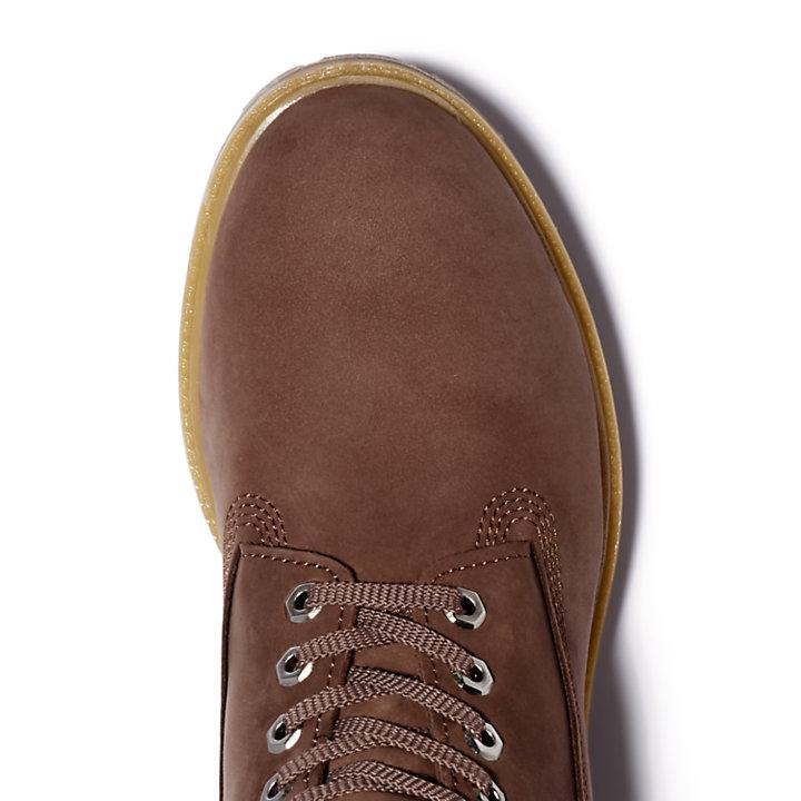 Bota 6 Inch Premium Timberland® en marrón oscuro-