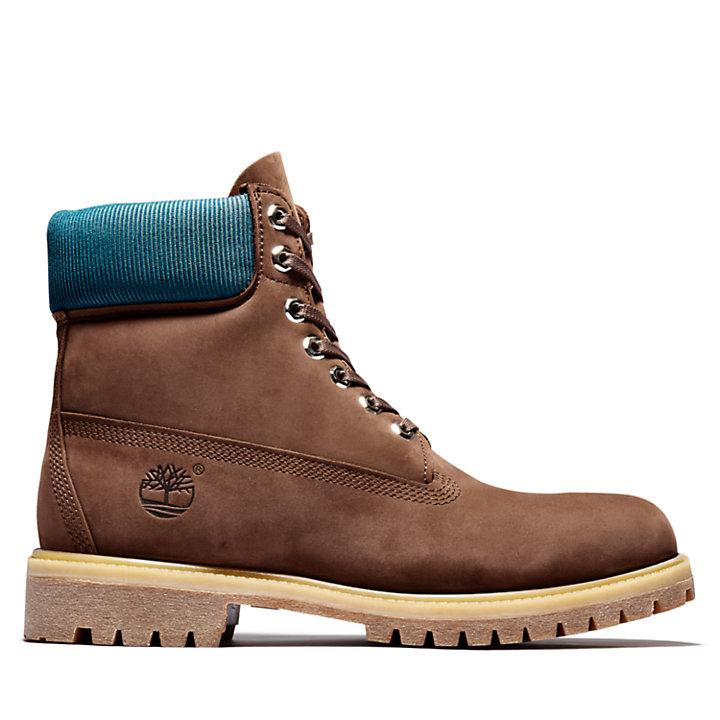 6-Inch Boot Timberland® Premium en marron foncé-