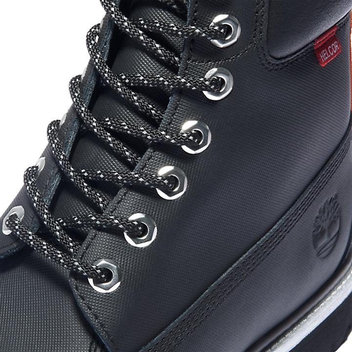 Heritage 6 Inch Helcor® Boot voor Heren in zwart-