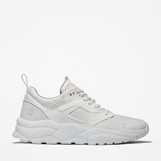 Tree Racer Mesh Sneaker for Men in White | Timberland