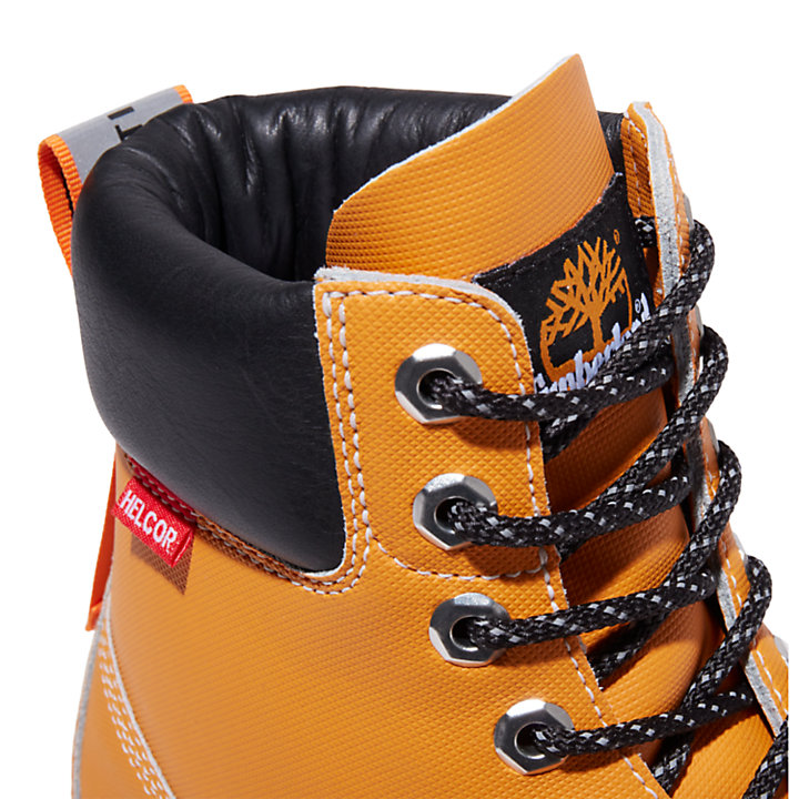 Heritage 6 Inch Helcor® Boot for Men in Orange-