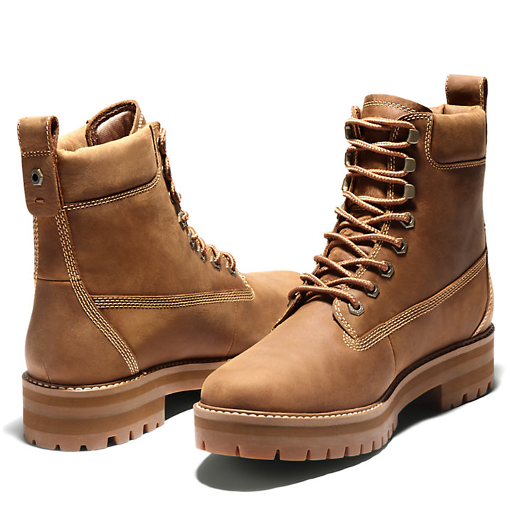 Courma Guy EK+ 6 Inch Boot for Men in Brown-