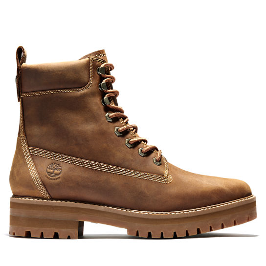 Courma Guy EK+ 6 Inch Boot for Men in Brown | Timberland