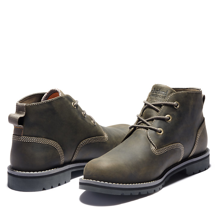 Larchmont II Chukka Boot for Men in Grey-