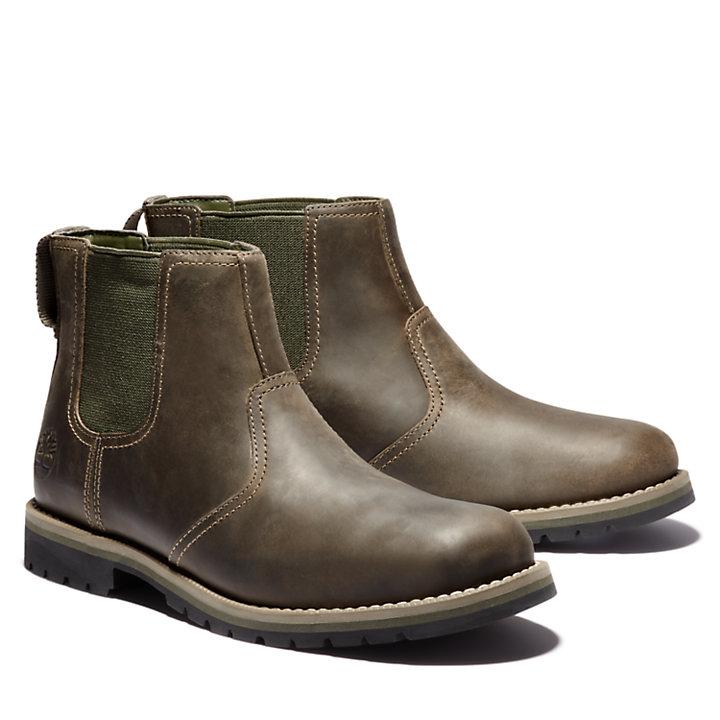 Larchmont Chelsea-Stiefel für Herren in Braun-