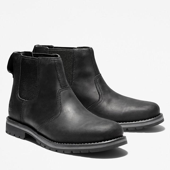 Botas Chelsea Larchmont para Hombre en color negro-