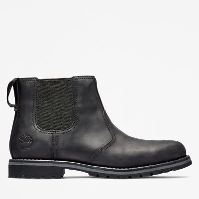 Larchmont+Chelsea+Boot+for+Men+in+Black