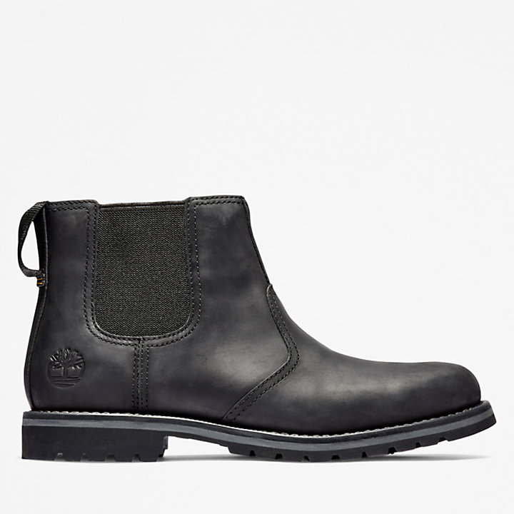 Larchmont Chelsea Boot for Men in Black-