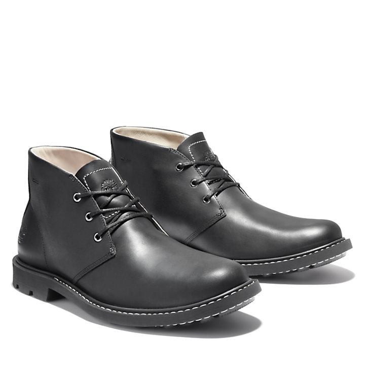 Belanger Chukka Boot for Men in Black-