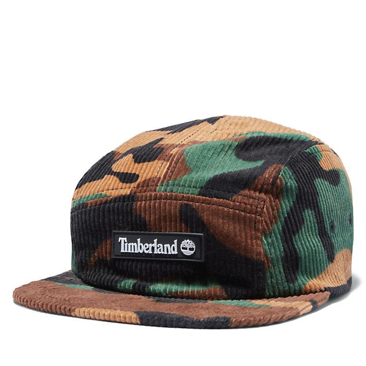 Gorra de Pana de Camuflaje Maudslay para Hombre en camuflaje-